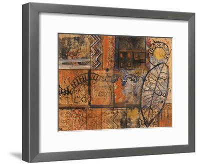 Native Leaf-Smith Haynes-Framed Art Print