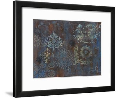 Native Blues-Smith Haynes-Framed Art Print