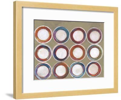 Rainbow Rings-Smith Haynes-Framed Art Print