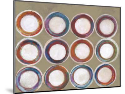 Rainbow Rings-Smith Haynes-Mounted Art Print