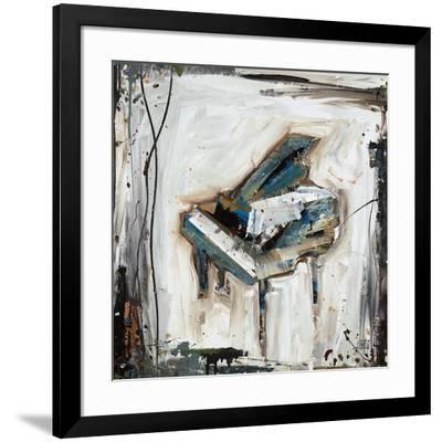 Imprint Piano-Kelsey Hochstatter-Framed Art Print