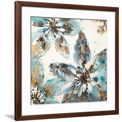 Flower Forms-Elizabeth Jardine-Framed Art Print