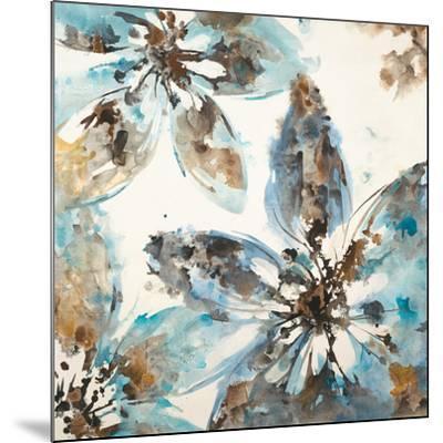 Flower Forms-Elizabeth Jardine-Mounted Art Print