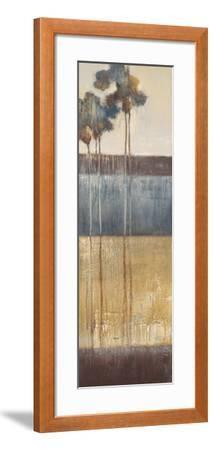 Palisade Palms II-Terri Burris-Framed Art Print