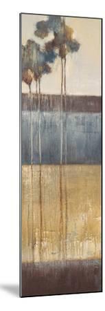 Palisade Palms II-Terri Burris-Mounted Art Print