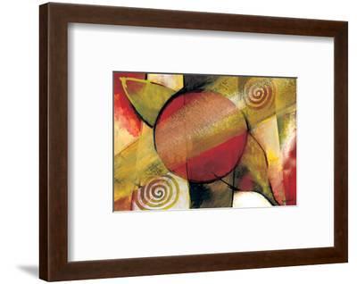 Abstract-Stefan Greenfield-Framed Art Print