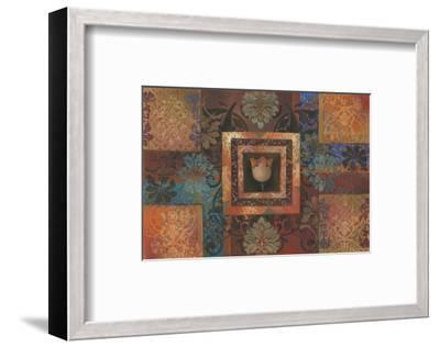 Patterns-Louise Montillio-Framed Art Print