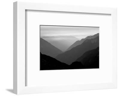 Mountains Washington-Shane Settle-Framed Art Print