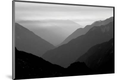 Mountains Washington-Shane Settle-Mounted Art Print