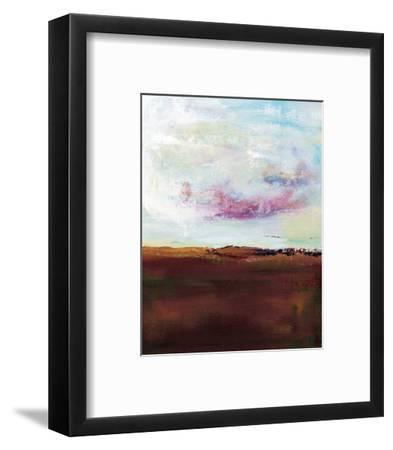 Adam's Island Juniper-Collin Lafayette-Framed Art Print