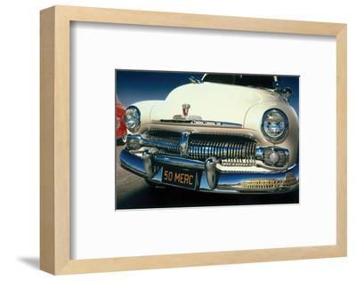 Ford Mercury '50 in Roma-Graham Reynold-Framed Art Print