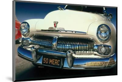 Ford Mercury '50 in Roma-Graham Reynold-Mounted Art Print