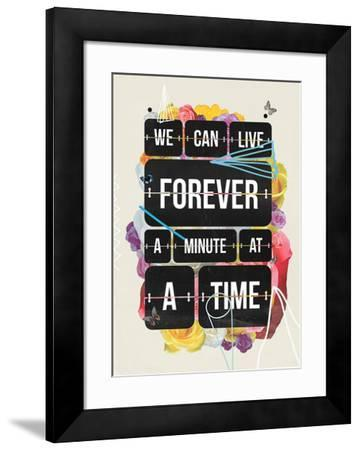 Time of Your Life-Kavan & Company-Framed Art Print