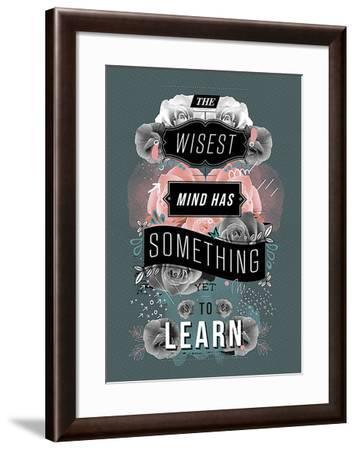 A Beautiful Mind-Kavan & Company-Framed Art Print