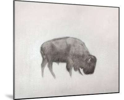 Buffalo (left)-Jacqueline Neuwirth-Mounted Art Print