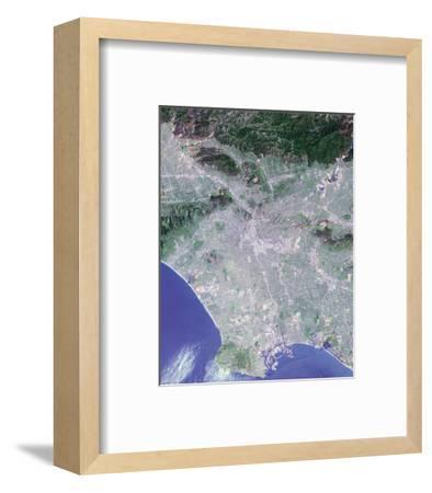 NASA - Los Angeles--Framed Art Print