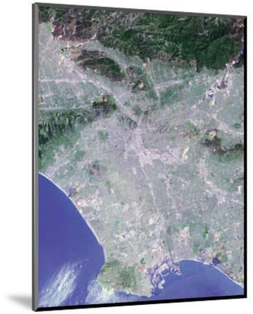 NASA - Los Angeles--Mounted Art Print