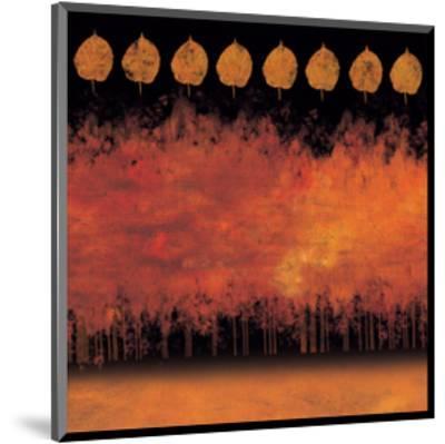 German Forest at Night-Von Udo-Mounted Art Print