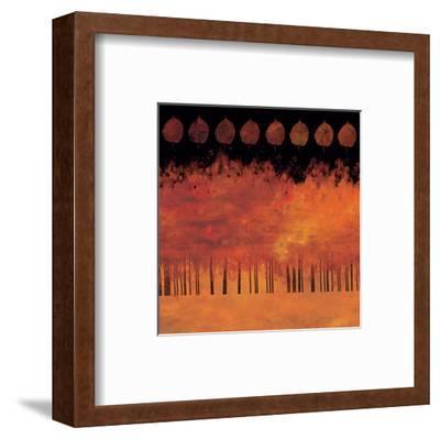 German Forest-Von Udo-Framed Art Print