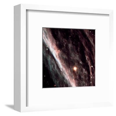 NASA - Exploded Star NGC 2736--Framed Art Print