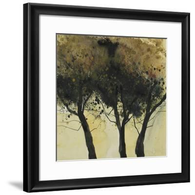 Seasonal Trees III-Susan Brown-Framed Art Print