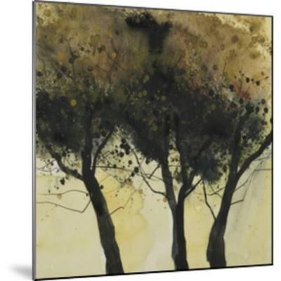 Seasonal Trees III-Susan Brown-Mounted Art Print