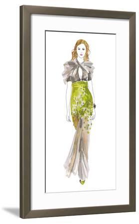 A La Mode III-Sandra Jacobs-Framed Art Print
