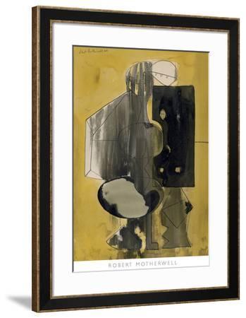 Untitled, 1944-Robert Motherwell-Framed Art Print
