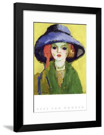 Portrait of Dolly, 1911-Kees van Dongen-Framed Art Print