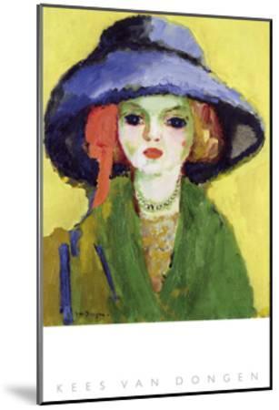 Portrait of Dolly, 1911-Kees van Dongen-Mounted Art Print