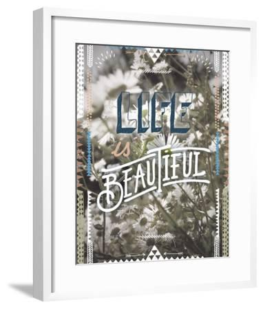 Life is Beautiful-Joana Joubert-Framed Giclee Print