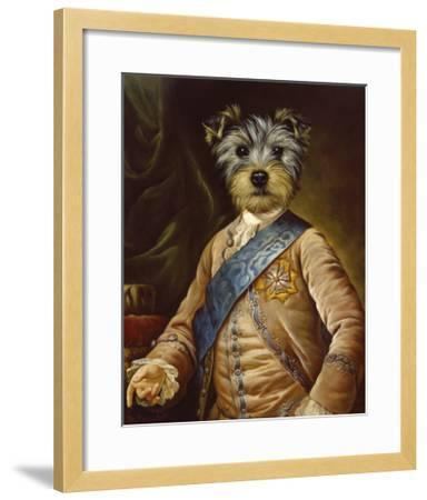 Le Petit Prince Dauphin-Thierry Poncelet-Framed Premium Giclee Print