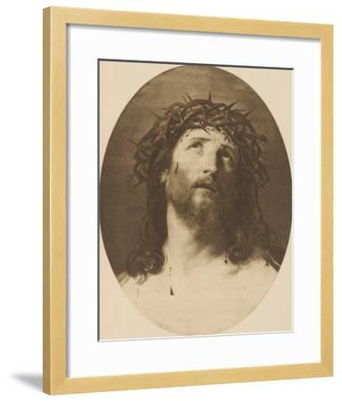 Ecce Homo-Guido Reni-Framed Premium Giclee Print