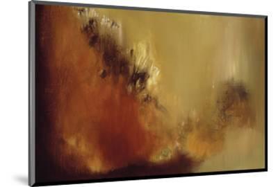 Firewall III-Roberta Aviram-Mounted Art Print