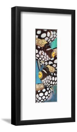 Clown Trigger 1-Melinda Bradshaw-Framed Art Print