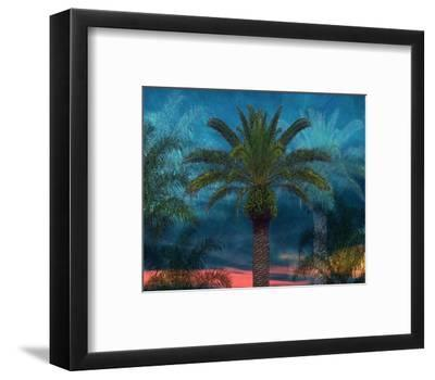 Palmae Vista I-Melinda Bradshaw-Framed Art Print