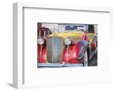 1938 Packard Phaeton Body, San Francisco-Graham Reynolds-Framed Art Print