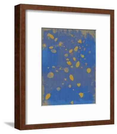 Eschen's Leafs II-Carmine Thorner-Framed Art Print