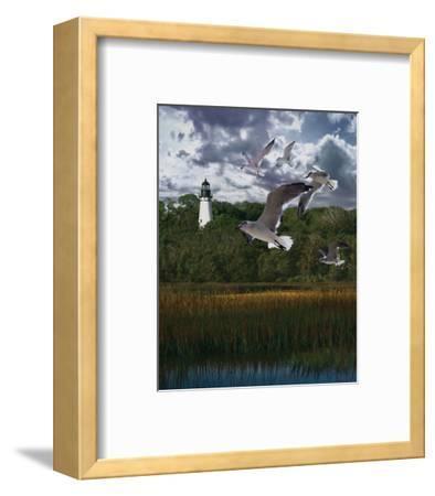 Gullage Light II-Steve Hunziker-Framed Art Print