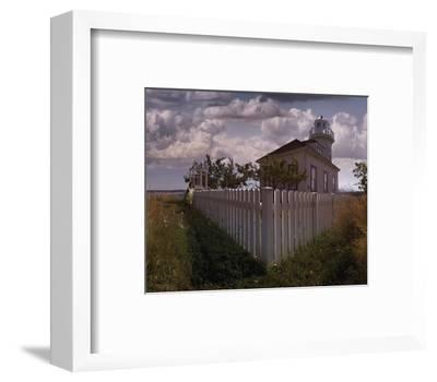 Port Townsend I-Steve Hunziker-Framed Art Print