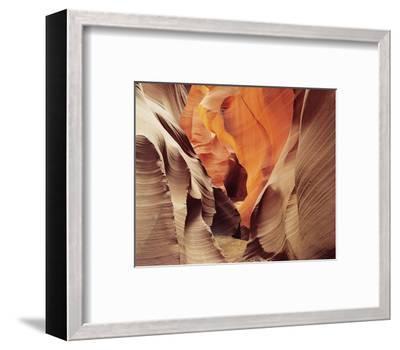 Antelope Canyon--Framed Art Print