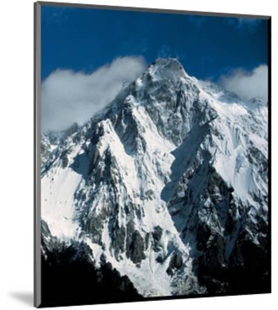 Naga Parbat Himalaya Pakistan--Mounted Art Print