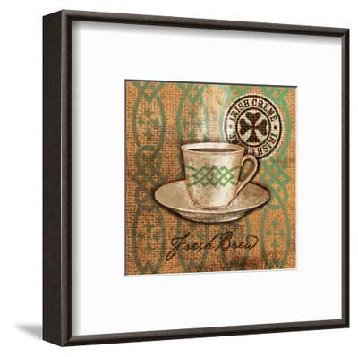Coffee Cup Brew-Alan Hopfensperger-Framed Art Print