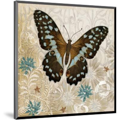 Brown Butterfly-Alan Hopfensperger-Mounted Art Print