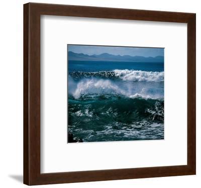 Capo San Andrea Italy--Framed Art Print
