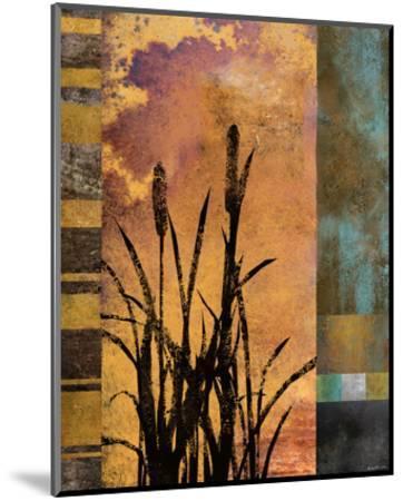 Sawgrass II-Rick Novak-Mounted Art Print