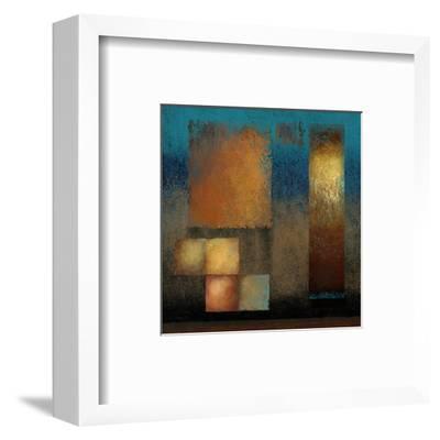 Rust Planet-Rick Novak-Framed Art Print