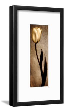 Damask Tulip I-Christine Zalewski-Framed Art Print