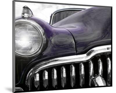 Buick Eight-Richard James-Mounted Art Print