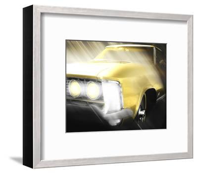 Riviera Encountered-Richard James-Framed Art Print